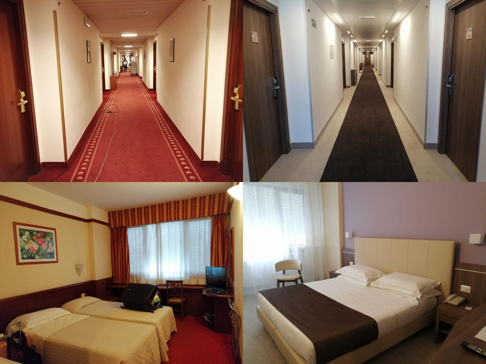 Hotel Raffaello Firenze Work 2020