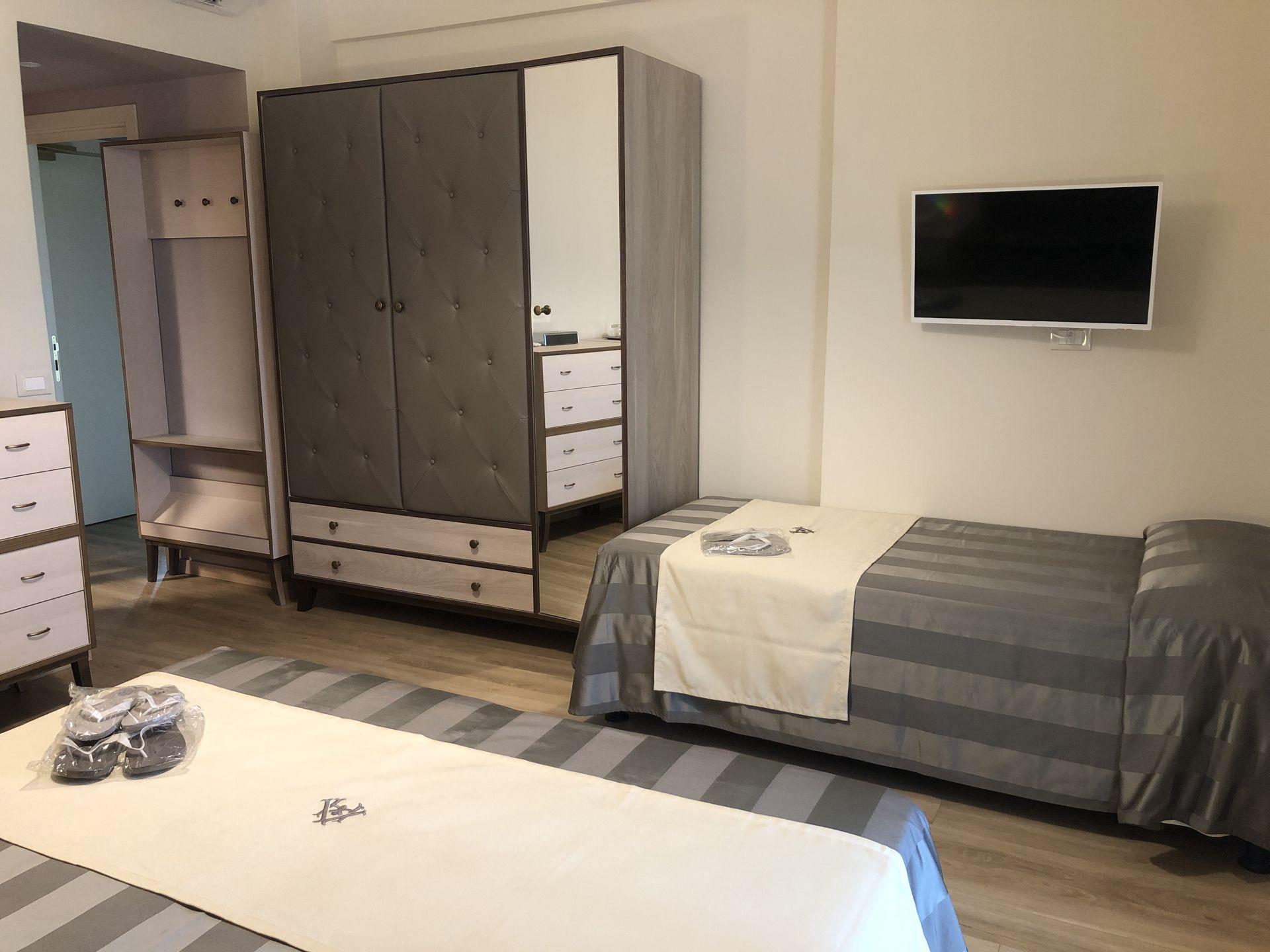 Hotel Atlantico 2020 camera tripla A