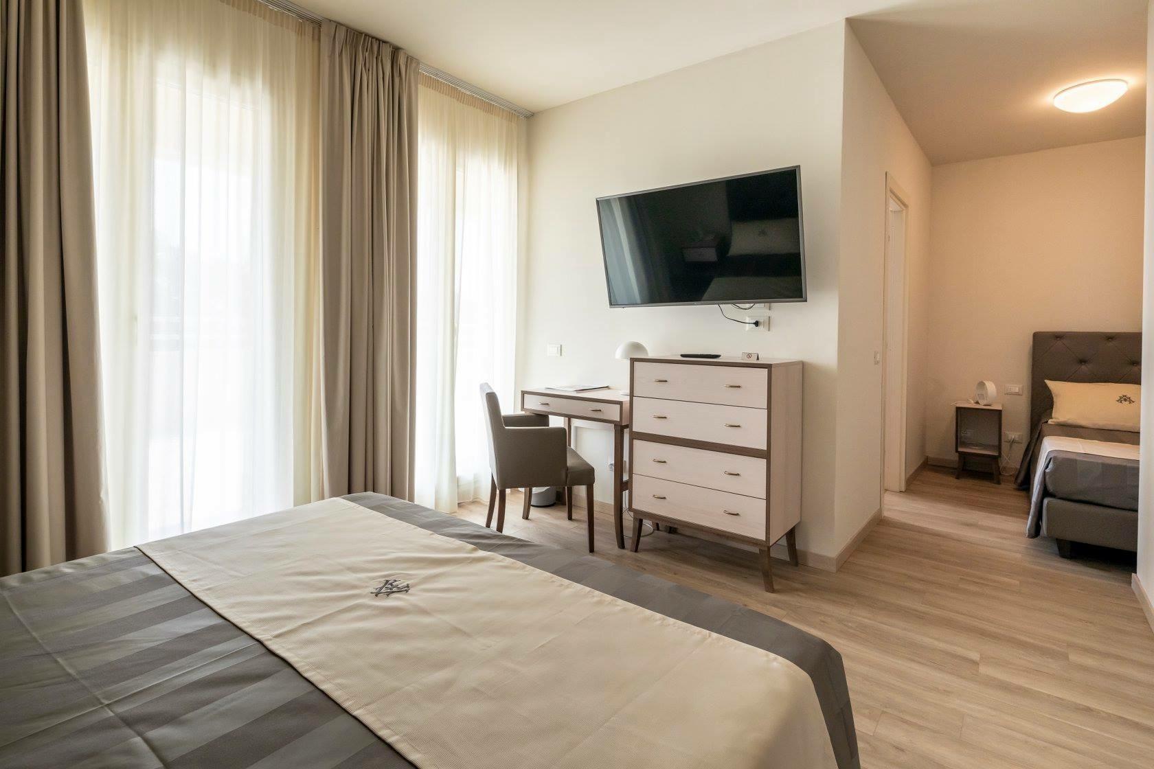 Hotel Atlantico 2020 camera tripla