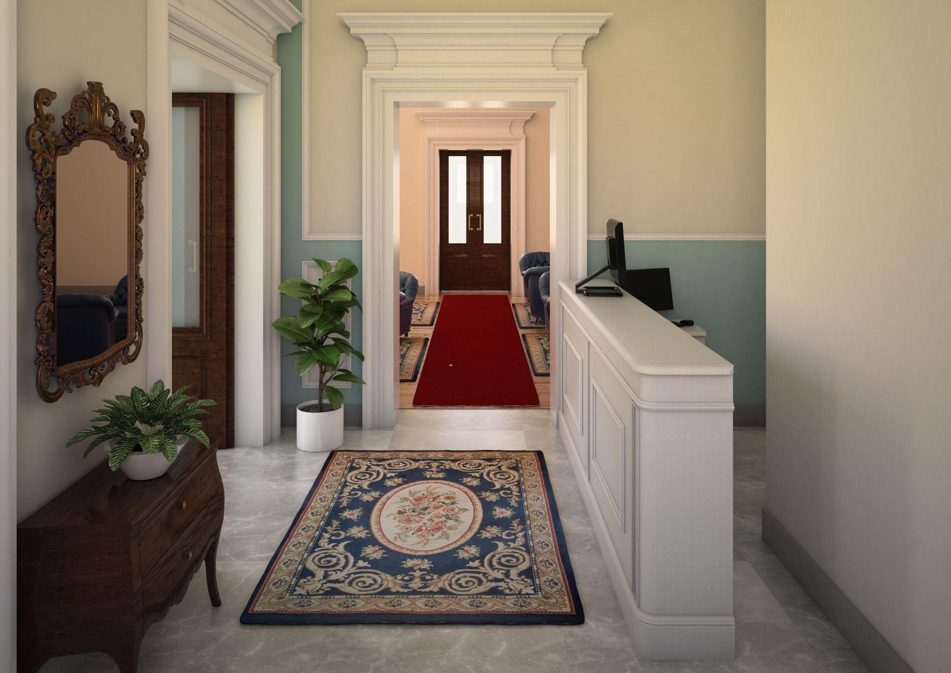 Villa Royal Hotel Firenze B